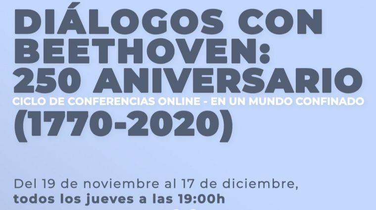 El CIDoM (UCLM-CSIC) se suma al Año Beethoven con un ciclo de conferencias que podrá seguirse en YouTube y Facebook