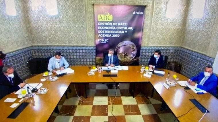 Rafael Martín avanza prioridades acciones del Consorcio Medioambientalel de la Diputación de Toledo en el marco de la economía circular
