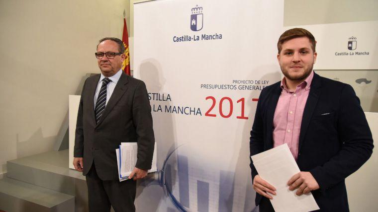 UN TERCIO DEL PRESUPUESTO DE CLM CUBRE LAS 66.556 NÓMINAS DE LOS EMPLEADOS PÚBLICOS
