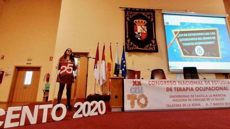 La egresada de la UCLM Ángela Ureña, Mejor Graduada de España en Terapia Ocupacional