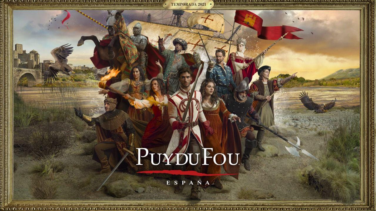 Empieza la cuenta atrás: Puy du Fou España presenta su parque de espectáculos
