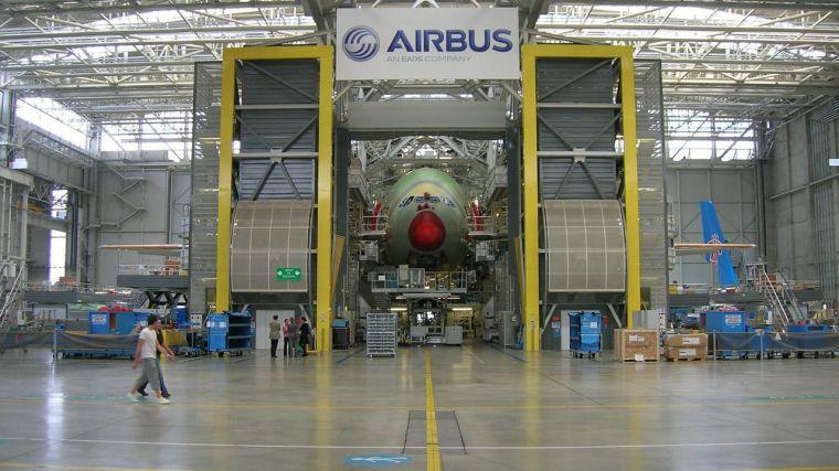 AIRBUS lanza un nuevo ERTE que afectará al 95% de su plantilla durante seis meses