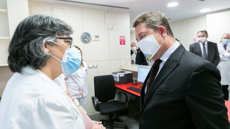 Talavera acogerá una cumbre tripartita para renovar el compromiso de hacer duradera la atención sanitaria en zonas limítrofes de ambas Castillas y Aragón