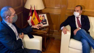 """Pablo Bellido (PSOE): """"Hay que aprobar los presupuestos y situarnos en consensos fundamentales entre los partidos que aspiran a gobernar España"""""""