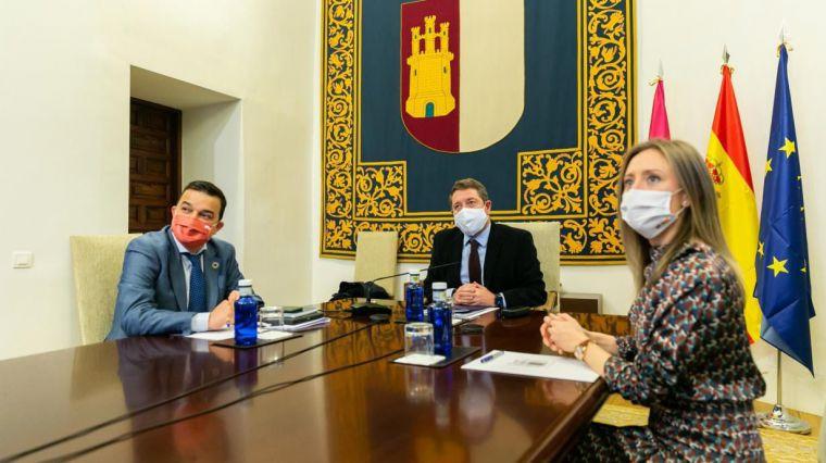 García-Page es reelegido presidente de la AREV y defiende el vino como elemento común de la identidad de Europa y palanca de la recuperación