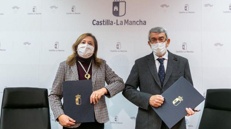 El Gobierno regional y la Fundación UNICEF-Comité Español rubrican un acuerdo para la promoción y la difusión de los derechos de la infancia en la escuela