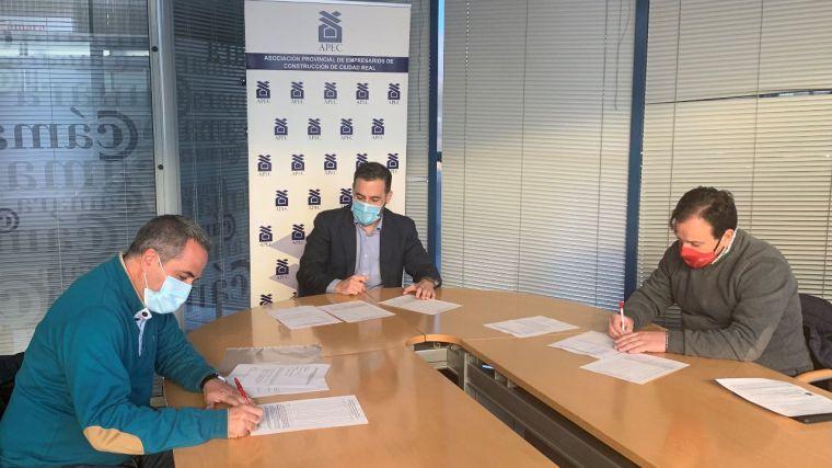 Firmado el calendario laboral de la construcción de la provincia de Ciudad Real para 2021