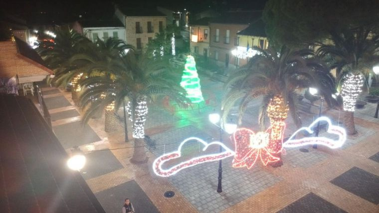 Pantoja convoca el II Concurso de decoración navideña de fachadas y el I Concurso de Belenes