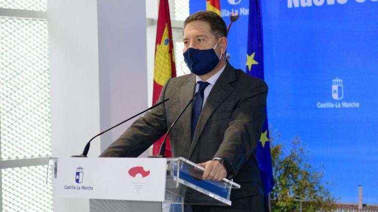 García-Page celebra que el Ministerio de Sanidad considere a Castilla-La Mancha como una de las dos regiones que mejor rastrea el COVID-19