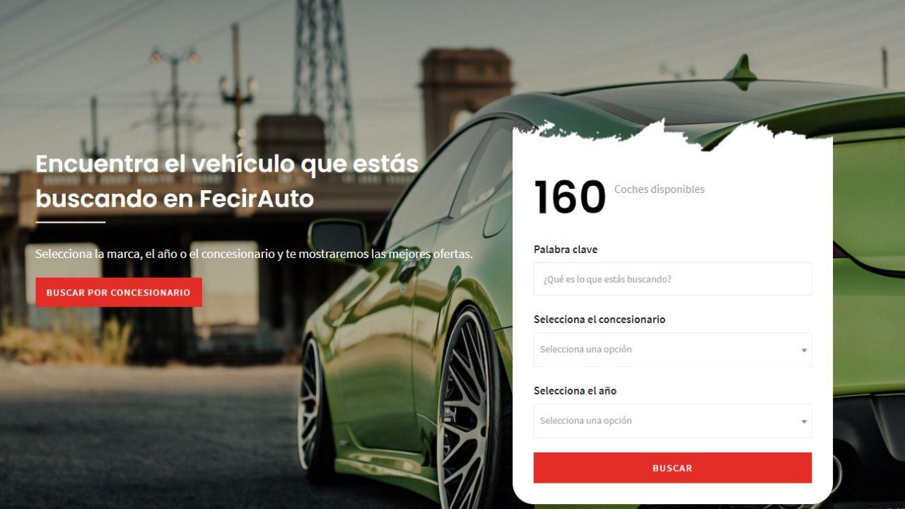 Arranca FecirAuto 2020, una cita virtual para adquirir vehículos nuevos, de ocasión y kilómetro cero a precios muy competitivos