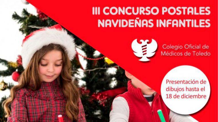 En marcha el III Concurso de Postales Navideñas del COMT para niños de entre 3 y 12 años