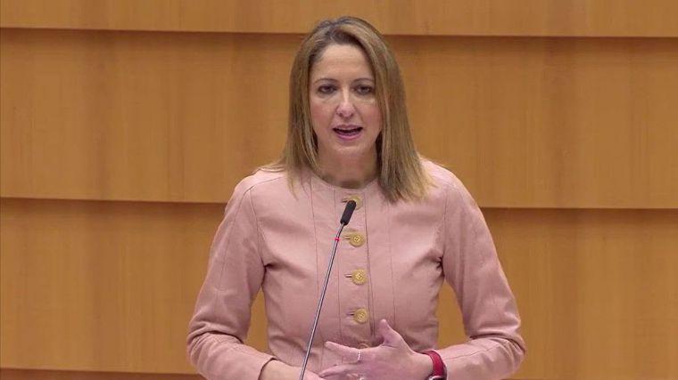"""Cristina Maestre: """"React-EU ayudará a las empresas y trabajadores, y a sectores como la sanidad, el turismo y la cultura"""""""