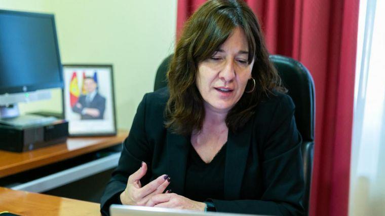 La portavoz del gobierno regional destaca la labor pedagógica de los medios en la divulgación de la Política de Cohesión europea