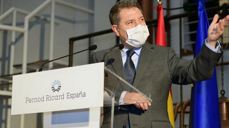 Page anuncia que Castilla-La Mancha aprobará la próxima semana el Decreto de ayudas para autónomos de inicio y mantenimiento de la actividad