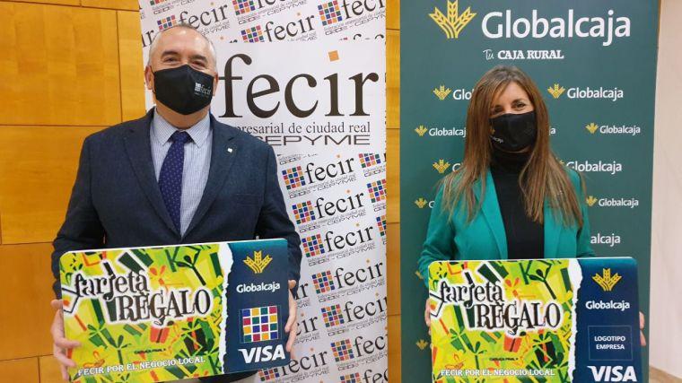 FECIR y Globalcaja continúan apostando por el negocio local