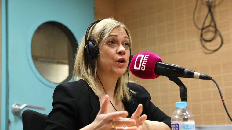 """Carmen Picazo (Cs): """"Ciudadanos está arrimando el hombro porque las familias y los autónomos de Castilla-La Mancha necesitan una respuesta"""""""