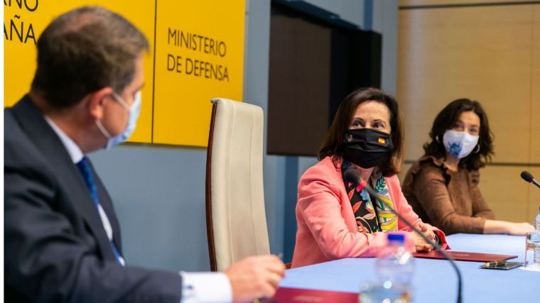 """García-Page valora el convenio con Defensa como """"una oportunidad para muchas familias"""" de Ciudad Real en materia de vivienda"""