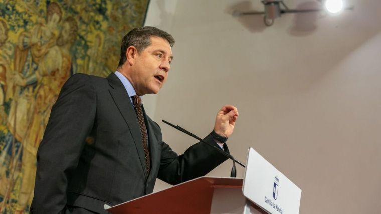 El presidente de Castilla-La Mancha anima a los ciudadanos a vacunarse de manera generalizada de la Covid