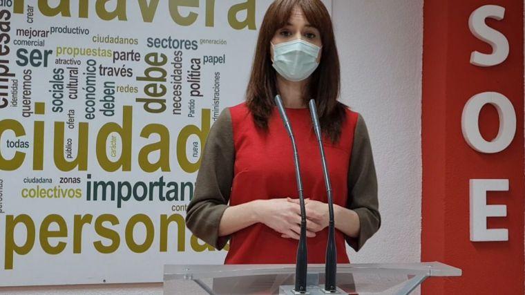 """López subraya las nuevas ayudas sociales en CLM y destaca el """"alma social"""" del Gobierno de Page para """"no dejar a nadie atrás"""""""
