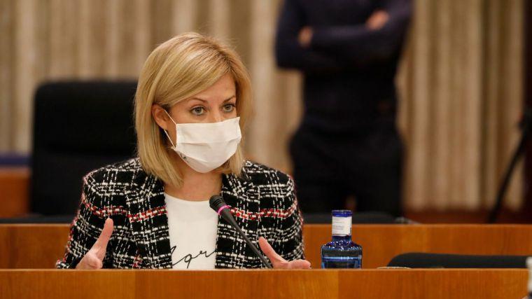 Abengózar defiende la ejecución del plan de vacunación en CLM y lamenta que la oposición trate de politizarlo