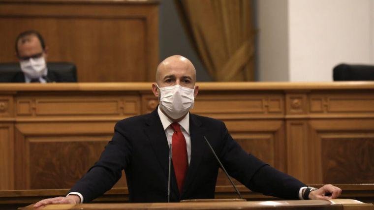 Ciudadanos pedirá explicaciones en las Cortes por la precaria situación del Hospital de Toledo a consecuencia del temporal