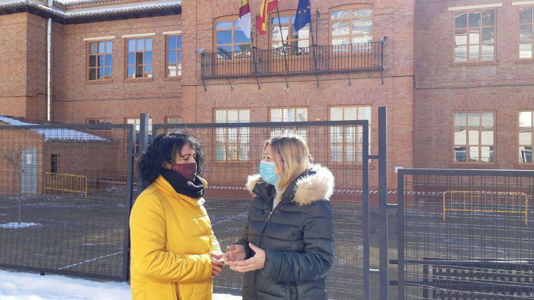 Cs recrimina a la Junta que no haya comprado depuradores de aire para las aulas de Castilla-La Mancha