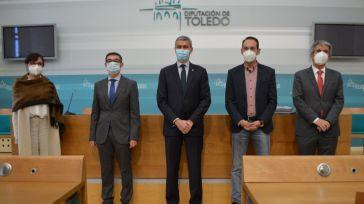 La Diputación de Toledo habilita un millón en ayudas extraordinarias a los municipios por el temporal