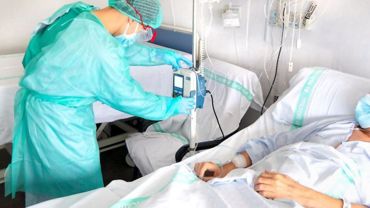 Castilla-La Mancha registra 6.679 nuevos casos por infección de coronavirus correspondientes al fin de semana