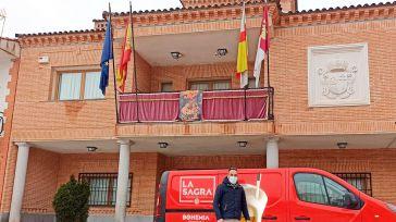 La Sagra regala cerveza a los trabajadores y voluntarios que han ayudado durante la ola de frío