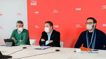 Gutiérrez subraya los compromisos del PSOE: derrotar al virus, volver al crecimiento económico y proteger a los más vulnerables