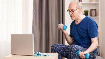 Los fisioterapeutas castellano-manchegos se apoyan en la telerrehabilitación para seguir el tratamiento de sus pacientes