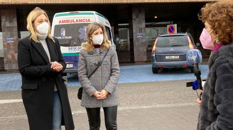 """Cs denuncia que """"en enero la Junta ya sabía que venía una pandemia y aún así no reforzó el sistema sanitario ni las residencias"""""""