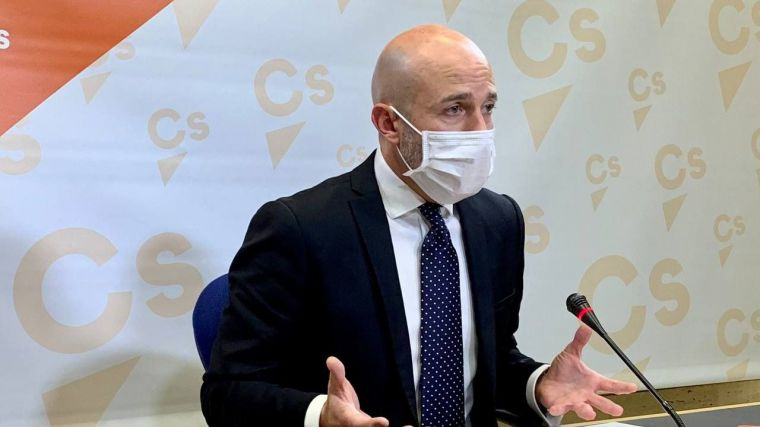 """Muñoz Zapata alerta de que CLM es la cuarta región de España con más tasa de paro y denuncia que """"este problema lo arrastramos desde mucho antes del COVID"""""""