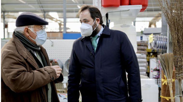 Núñez lleva a las Cortes una iniciativa para la mejora sanitaria en la serranía conquense