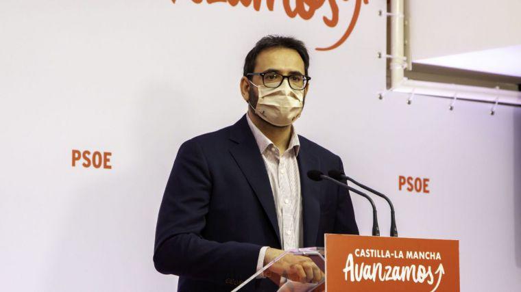 """Gutiérrez a Núñez: """"Cuando los presidentes de Galicia o CyL dicen que se sentirían irresponsables si no cerrasen, se lo llaman también a usted"""""""
