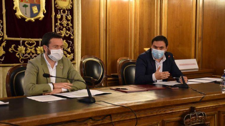 """Castilla-La Mancha, una """"región puntera"""" en el despliegue de telecomunicaciones de última generación"""