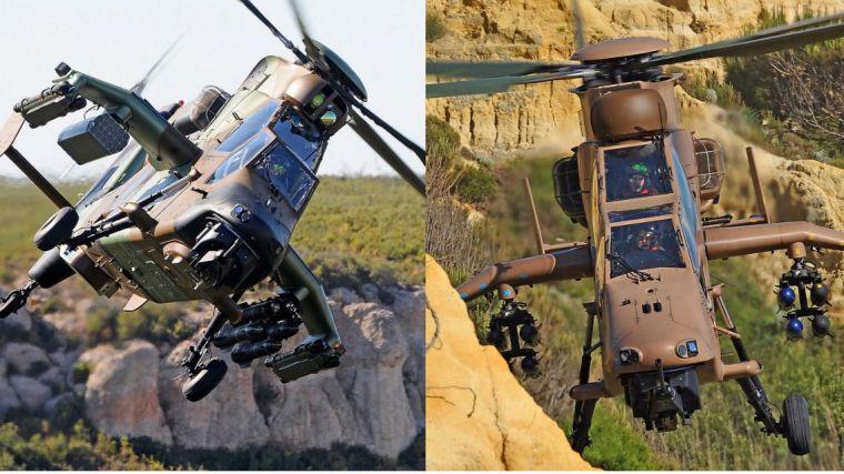 La diputada Navarro pide al gobierno que aclare si Airbus Albacete tendrá carga de trabajo del helicóptero Tigre MKIII