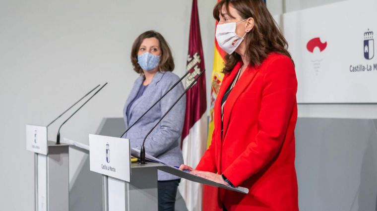 El Gobierno de Castilla-La Mancha valora la mejoría en la reducción de los datos COVID-19 y el buen ritmo en el proceso de vacunación