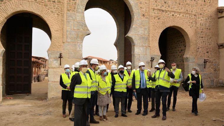 Álvaro Gutiérrez destaca la oportunidad económica y de empleo de Puy du Fou España para la provincia de Toledo