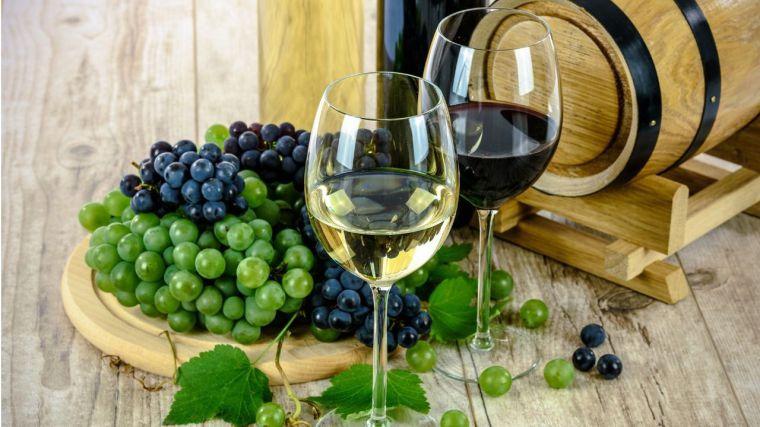 Los ingresos por las exportaciones de vino se reducen en 96,7 millones de euros (3,6%)