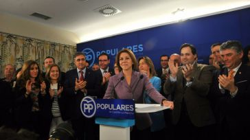 COSPEDAL ANUNCIA SU CANDIDATURA A LA PRESIDENCIA DEL PP-CLM
