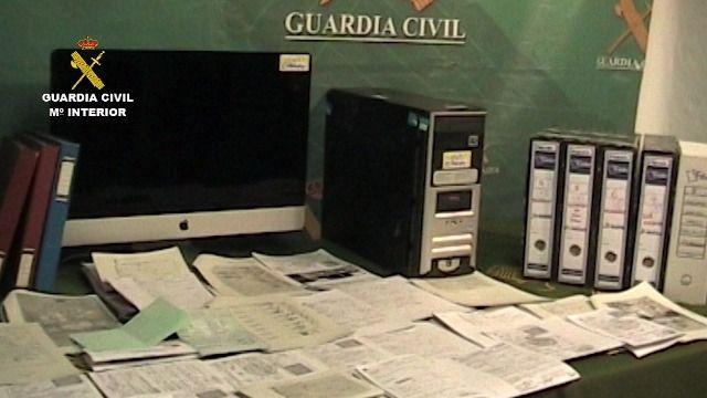 GOLPE DE LA GUARDIA CIVIL EN CLM POR FRAUDE EN EL PLAN PIVE