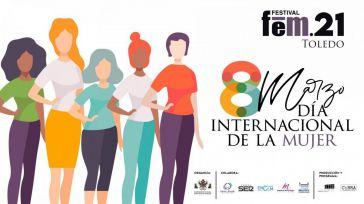 El Ayuntamiento Toledo celebra el Día de la Mujer con un acto institucional en San Marcos y actividades del FEM.21