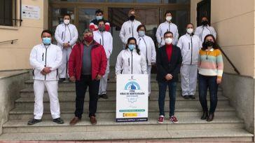 Renuevan instalaciones municipales de Santa Ana de Pusa y Montearagón con los RECUAL de la Diputación de Toledo