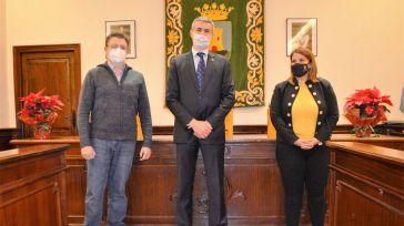 La Diputación de Toledo se suma al proyecto solidario de Cocemfe Talavera para ayudar a las personas con discapacidad