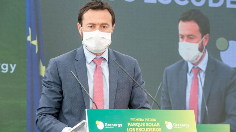 El futuro Parque Solar 'Escuderos', en Altarejos (Cuenca), generará 400 empleos directos
