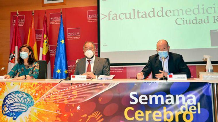 La Semana del Cerebro tendrá con actividades semipresenciales de divulgación científica para estudiantes de Ciudad Real