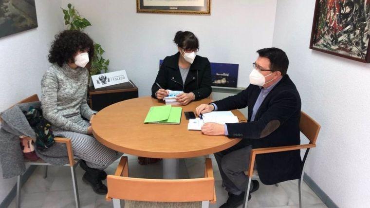 El Ayuntamiento de Toledo mantiene su compromiso y colaboración con el acceso a la salud que promueve Médicos del Mundo