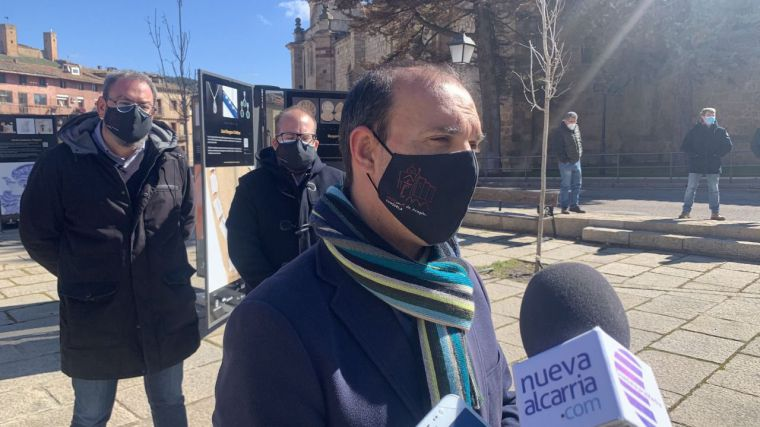 """Bellido asegura que """"los alcaldes y alcaldesas ribereños tienen el apoyo de todas las instituciones de Castilla-La Mancha"""""""