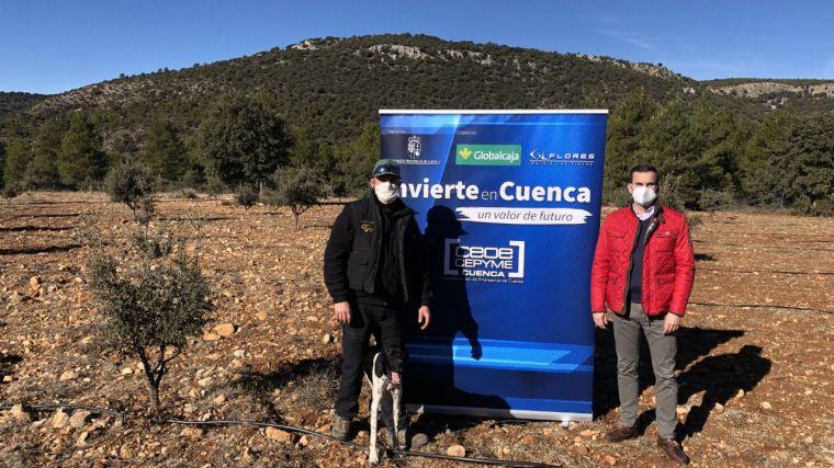 Invierte en Cuenca apoya la apuesta de Trufa de la Vega por el emprendimiento en plena serranía de Cuenca